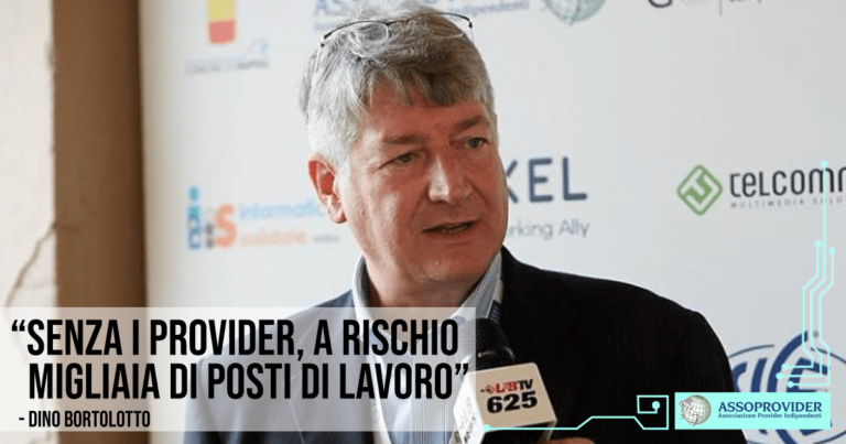 Assoprovider ISP Dino Bortolotto
