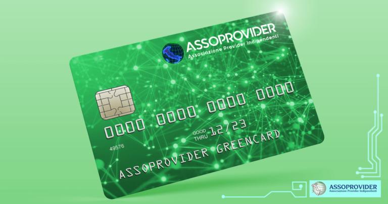 assoprovider greencard