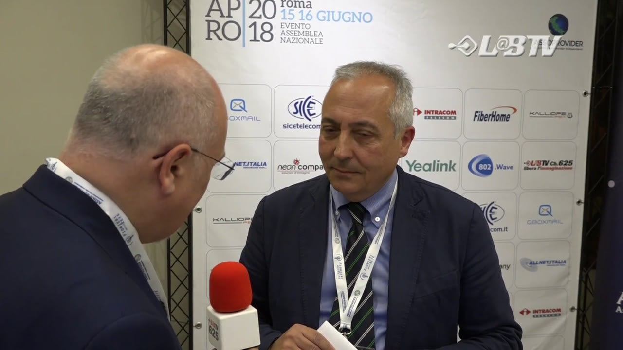 APRO18 - Giuseppe Sarti Assintel