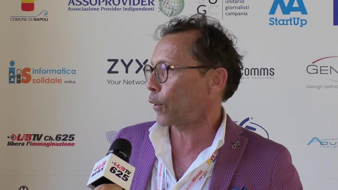 APNA17 - Marco Caldarazzo di Metrowimax
