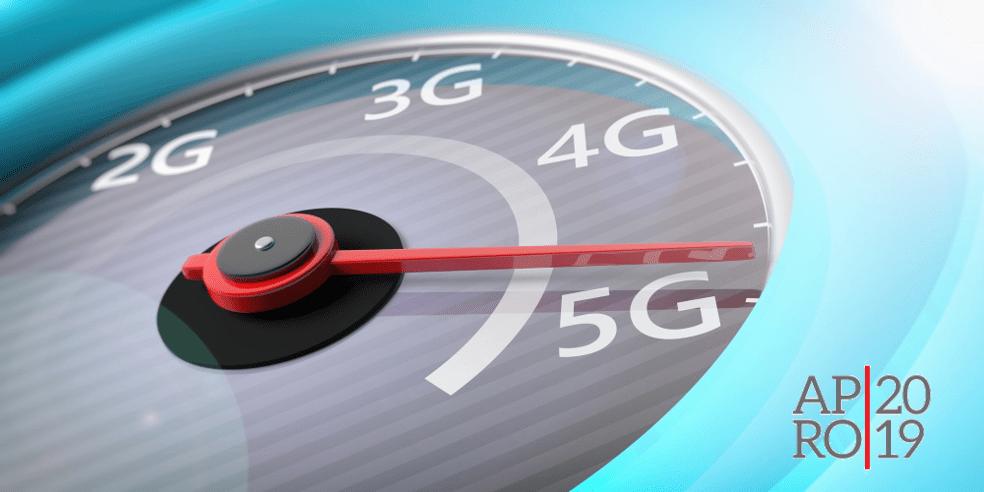 APRO19 - Frequenze 5G: use it, lease it, loose it - intervento del Commissario AGCOM Antonio Nicita