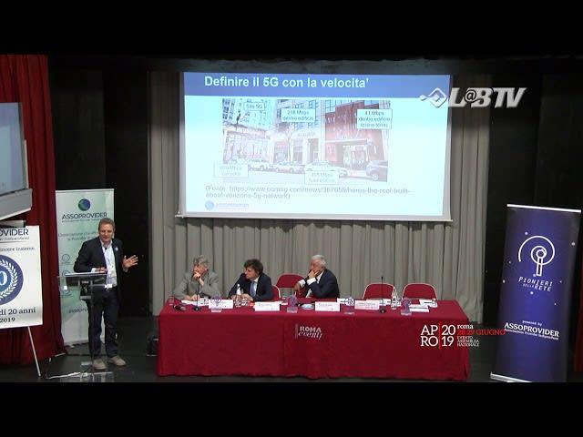 APRO19 - Paolo Di Francesco - Cos'è il 5G