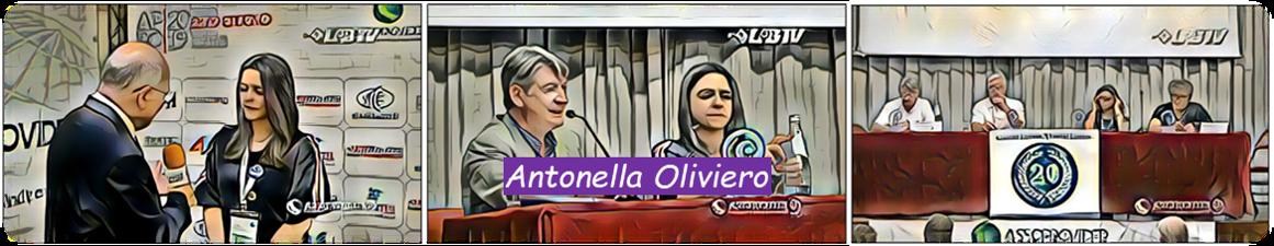 Antonella Oliviero comics