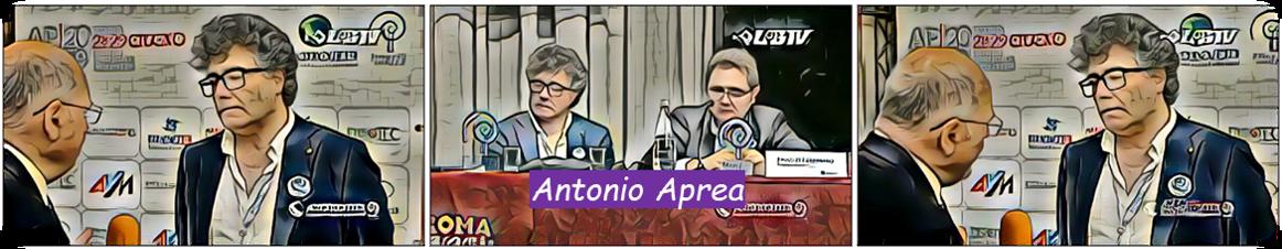 Antonio Aprea Comics