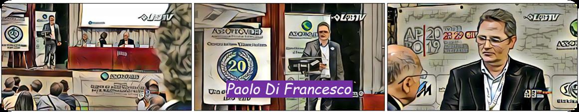 Paolo di francesco comics