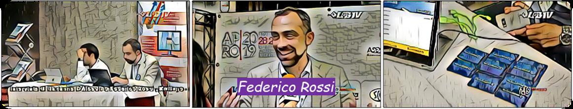 federico Rossi comics