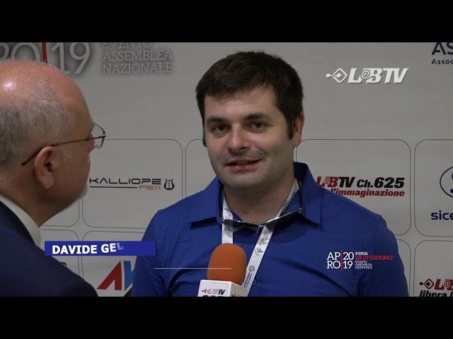APRO19 - Davide Gelardi WT Icaro Internet - Consigliere
