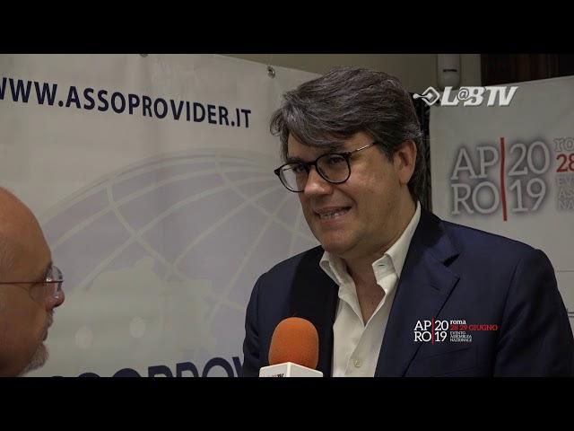APRO19 - Antonio Nicita Commissario AGCOM