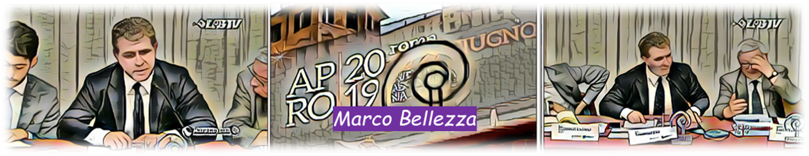 marco bellezza comics