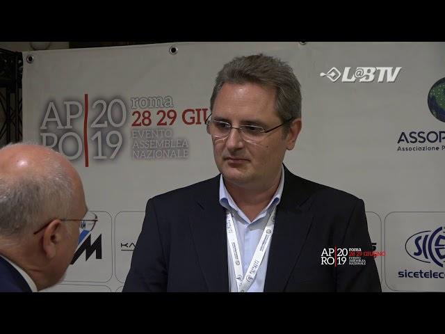 APRO19 - Paolo Di Francesco Consigliere Assoprovider