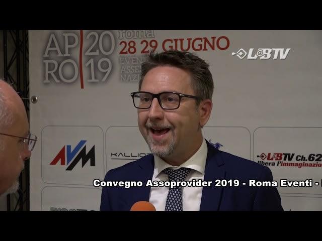 APRO19 - Alessio Beltrame Fondazione Ugo Bordoni