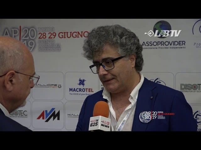 APRO19 - Antonio Aprea - Consigliere Assoprovider