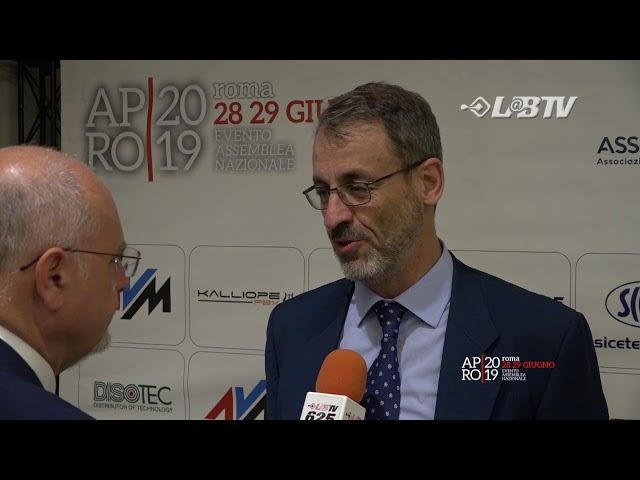 APRO19 - Giulio Maggiore Professore Universita' Unitelma Sapienza