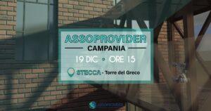 LoraWan e le iniziative dell'associazione nell'incontro del 19 dicembre presso Assoprovider Campania