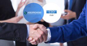 Partnership: Assoprovider si allea con CIO Club Italia, associazione di professionisti  e appassionati di IT