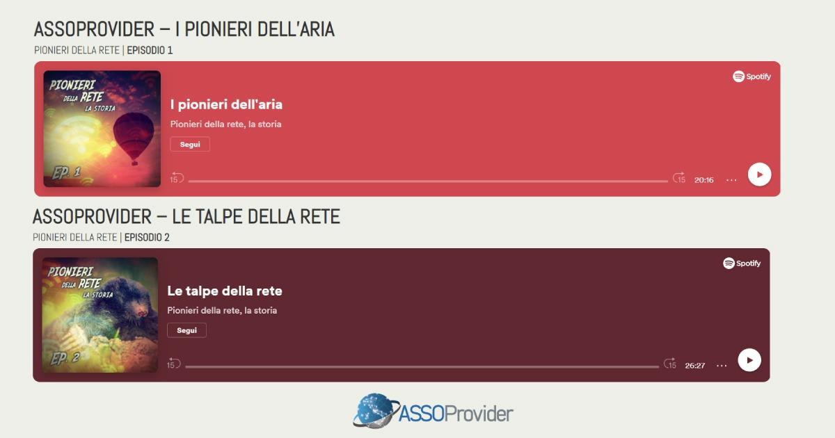 [PODCAST] Pionieri della Rete: la storia di chi ha fatto la storia del web in Italia