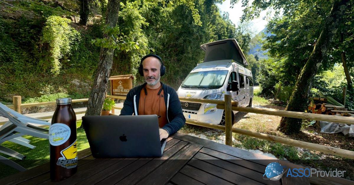 Smart Working e green tourism per ripopolare i borghi siciliani